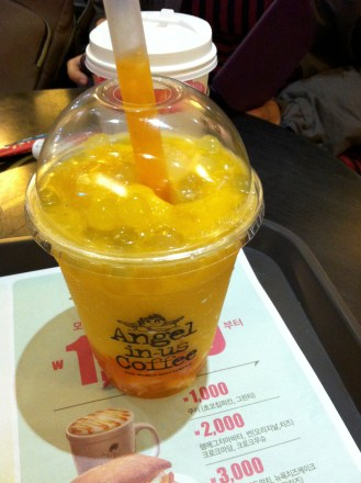 Angel-in-us - coffee, desserts, smoothies, sandwiches