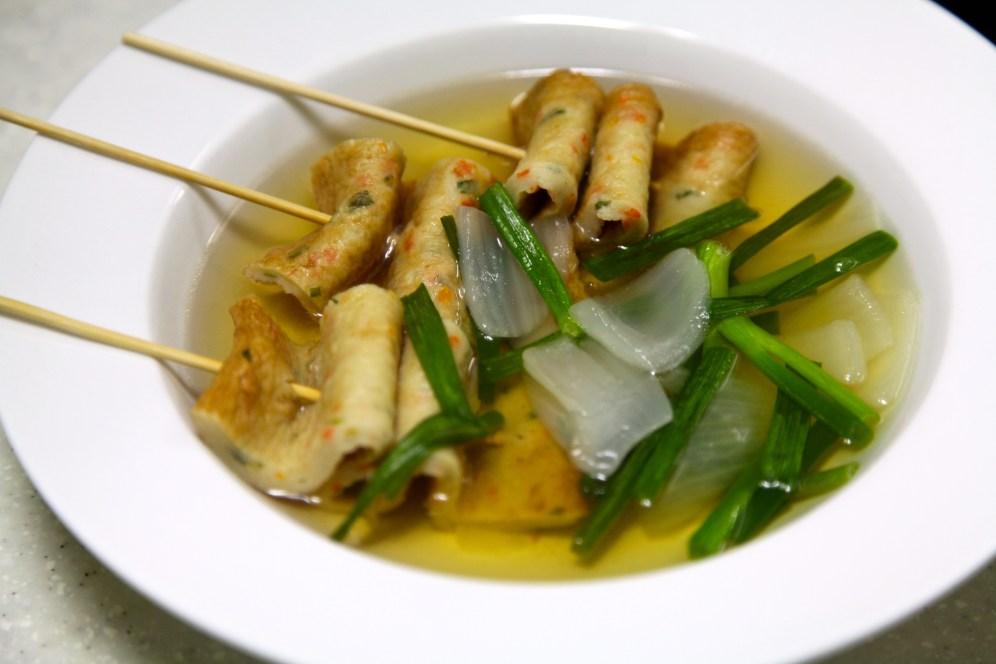 fishcake soup