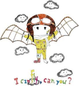 作品集_i can fly
