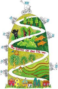 作品集_The scenery on our life's way