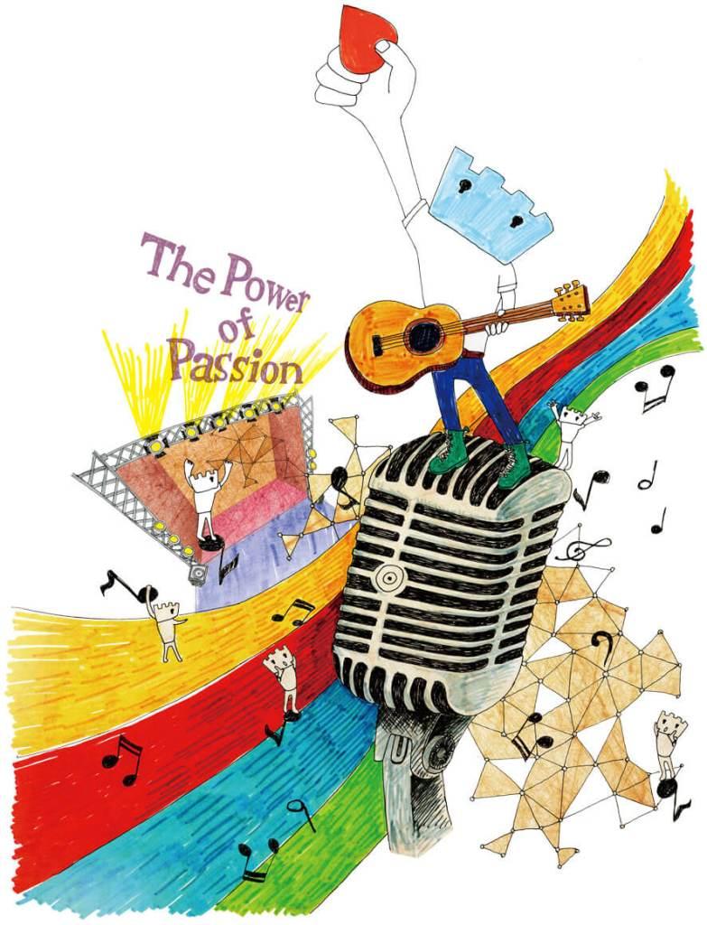 作品集_the power of passion