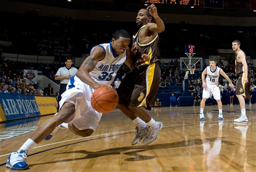 Wyoming Air Force  Basketball