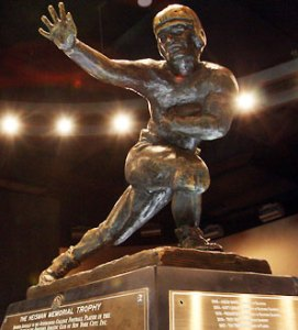 Ricky Dobbs is a long shot to win the Heisman Trophy, but CBSsports.com columnist Gregg Doyel thinks that's wrong.