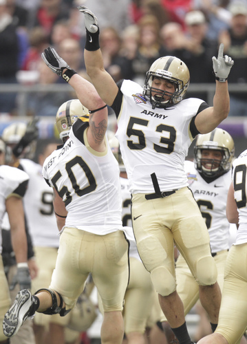 Image result for army football 53