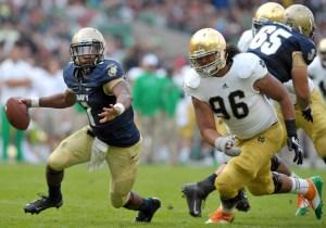Trey Miller vs. Notre Dame