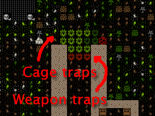 "The Complete and Utter Newby Tutorial for Dwarf Fortress - Part 8: ""It's a trap!"