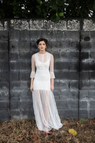 Or go for full bridal... Maxi dress £295 by Bodyfrock