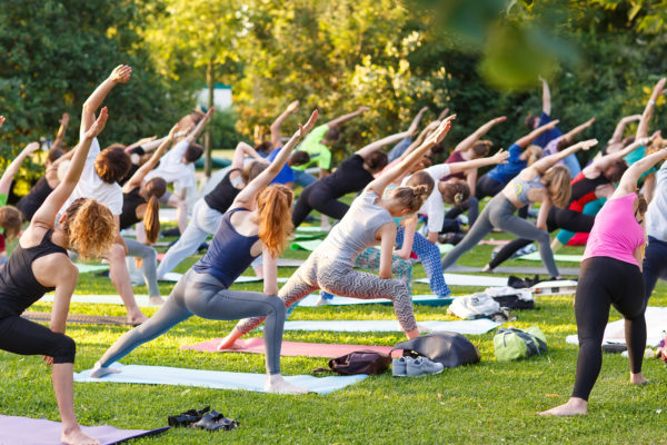How to Market Your Studio's Outdoor Classes