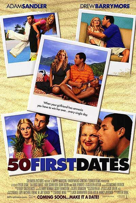 Cast of 50 first dates