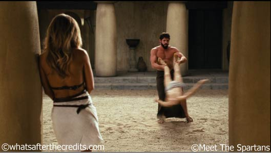 who plays sonia in meet the spartans i will survive