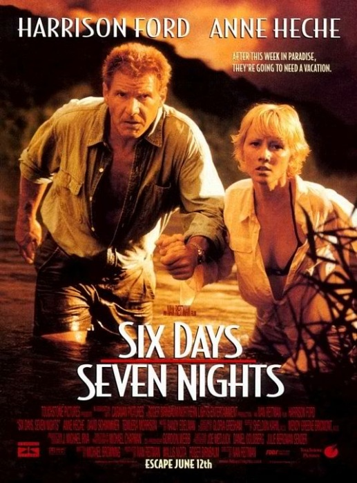 Six Days, Seven Nights (1998) - Whats After The Credits? | The