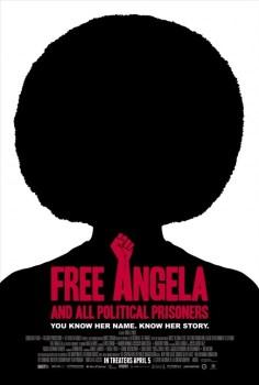 FreeAngelaAndAllPoliticalPrisonersPoster