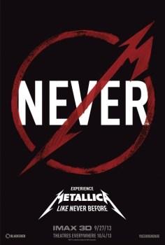 MetallicaThroughTheNeverPoster