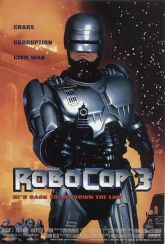 RoboCop3Poster