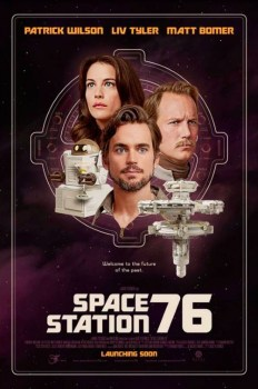 SpaceStation76Poster