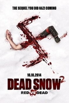 DeadSnow2RedVsDeadPoster
