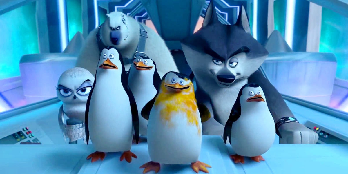 Penguins of Madagascar (2014)* - Whats After The Credits