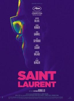 SaintLaurentPoster