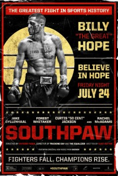 SouthpawPoster