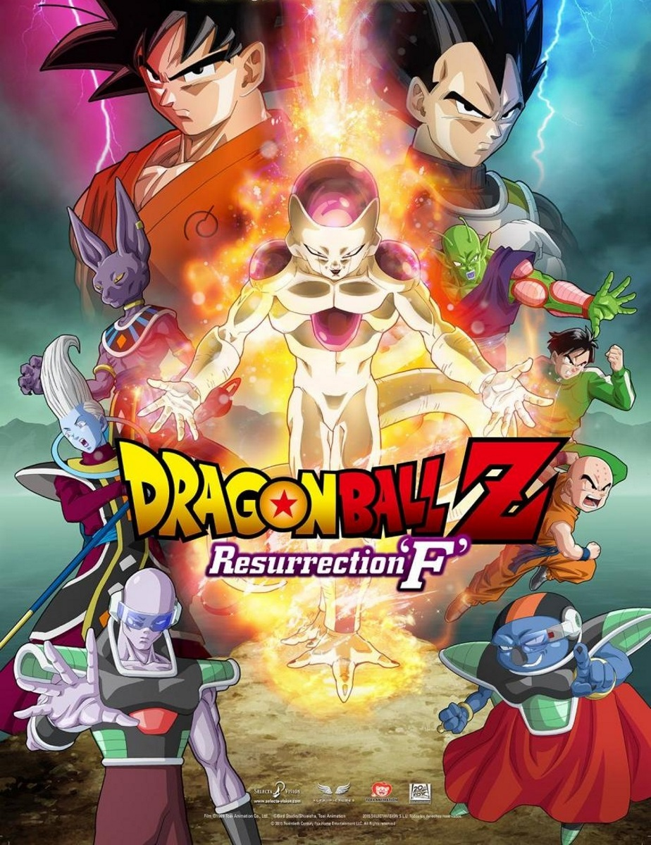 Dragonball Resurrection F Kinox