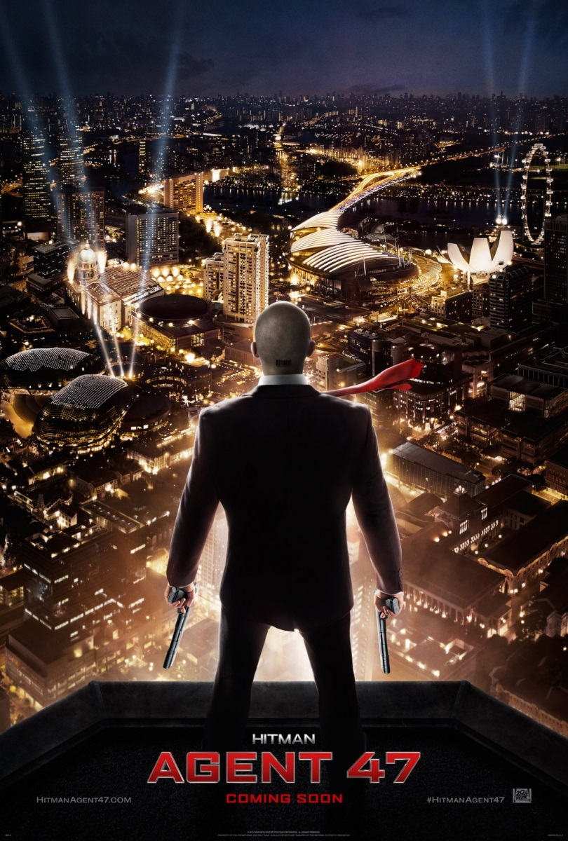 Hitman Agent 47 2015 Whats After The Credits The