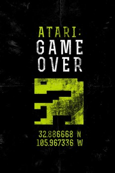 AtariGameOverPoster