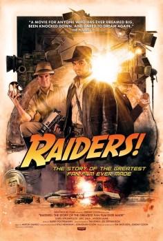 RaidersTheStoryOfTheGreatestFanFilmEverMadePoster