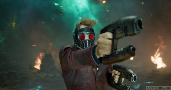 Guardians Of The Galaxy Vol. 2 Star-Lord/Peter Quill (Chris Pratt) Ph: Film Frame ©Marvel Studios 2017