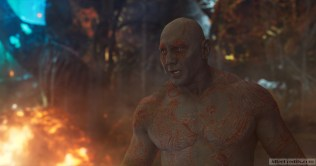 Guardians Of The Galaxy Vol. 2 Drax (Dave Bautista) Ph: Film Frame ©Marvel Studios 2017