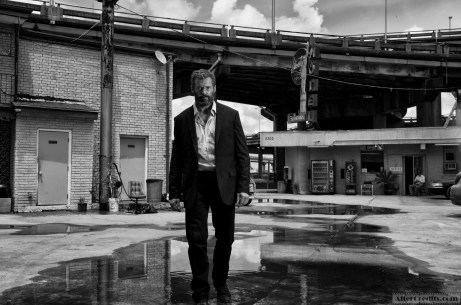 L1006049 - Hugh Jackman stars as Logan/Wolverine in LOGAN. Photo Credit: James Mangold.