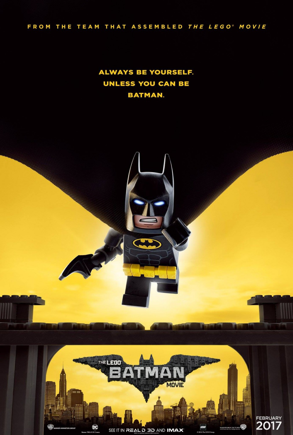 LEGO Batman Movie, The (2017) - AfterCredits