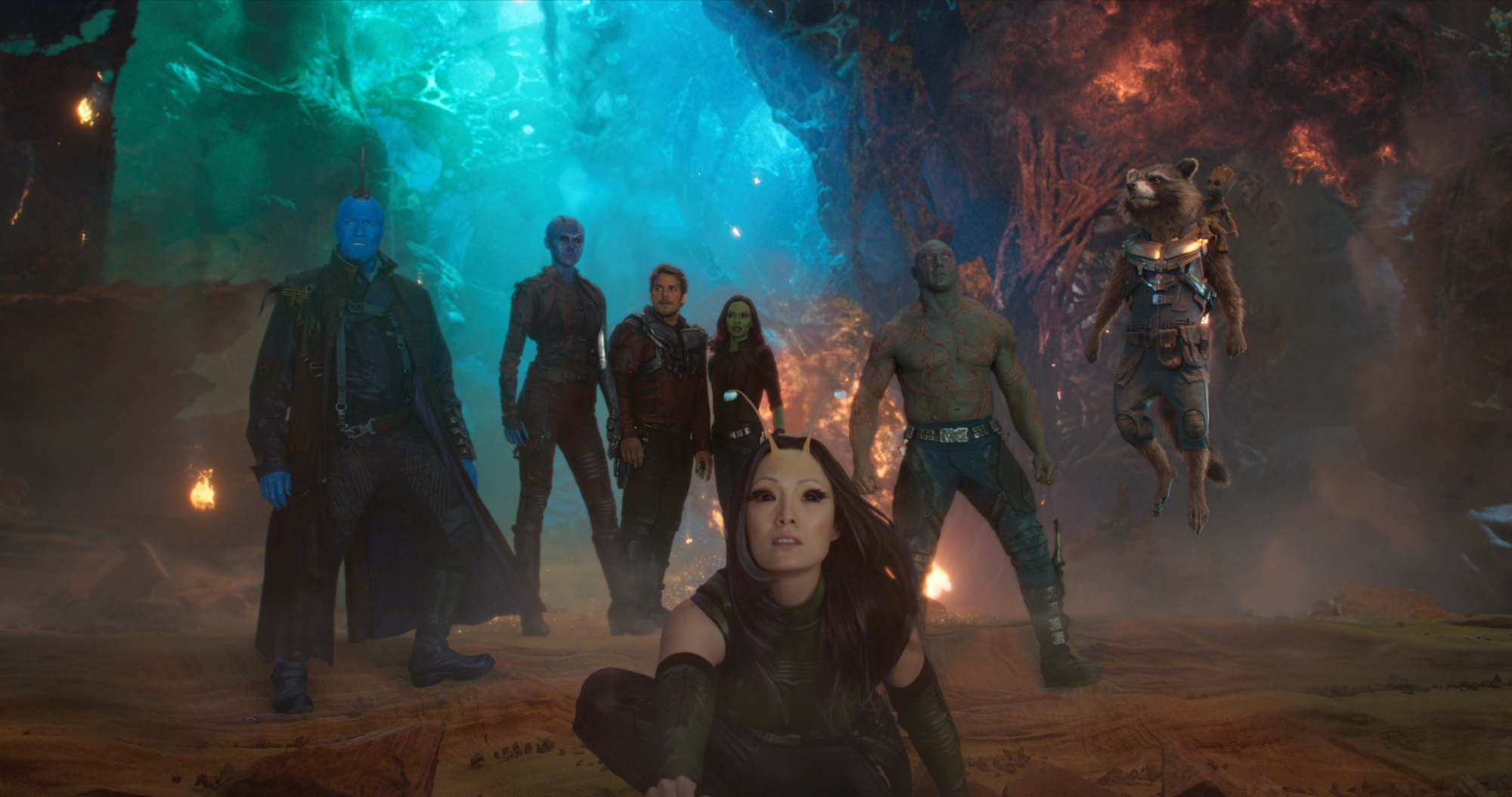 Guardians Of The Galaxy Vol 2 2017 Whats After The Credits The Definitive After Credits Film Catalog Service