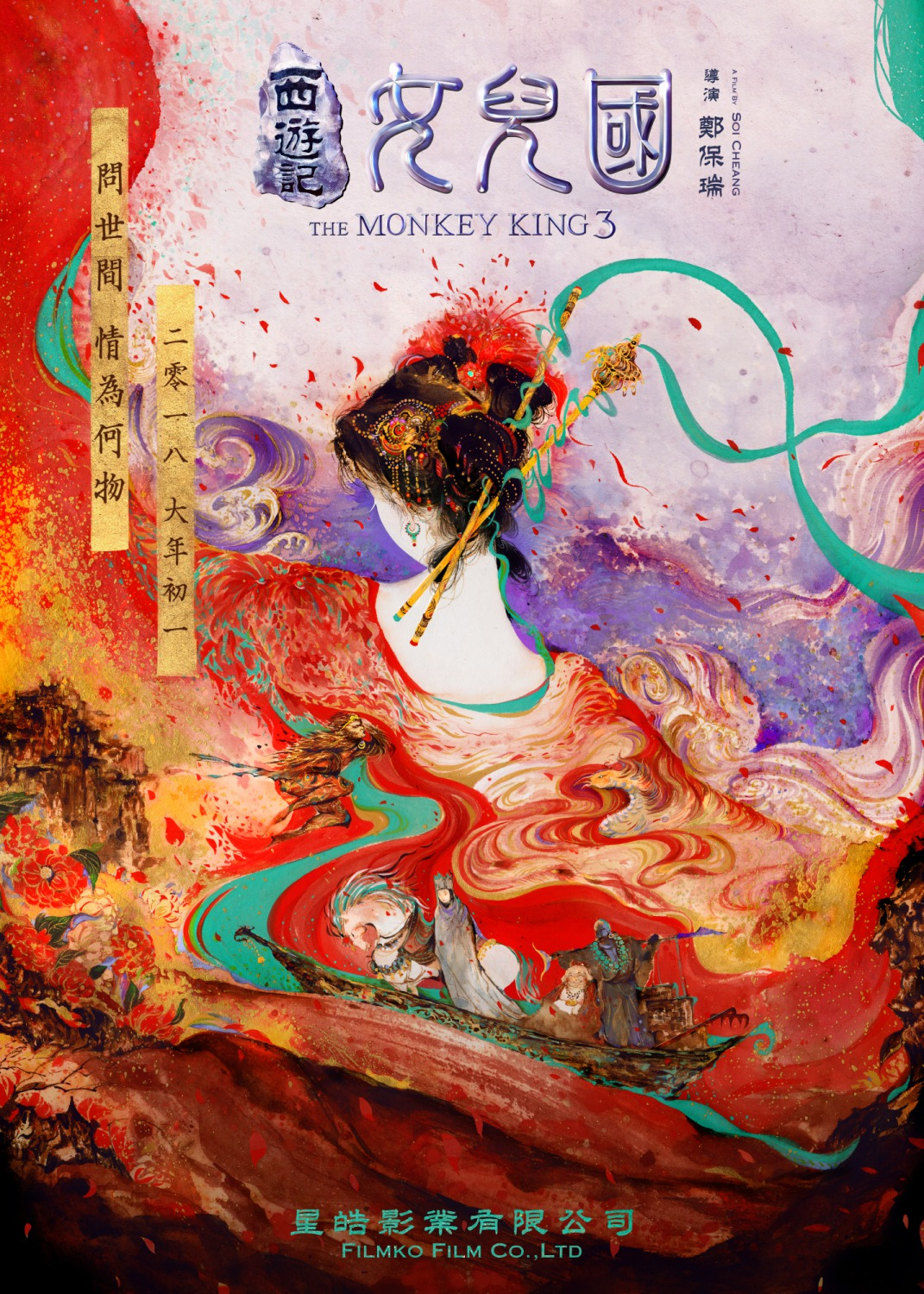 Monkey King 3 The 2018 Whats After The Credits The