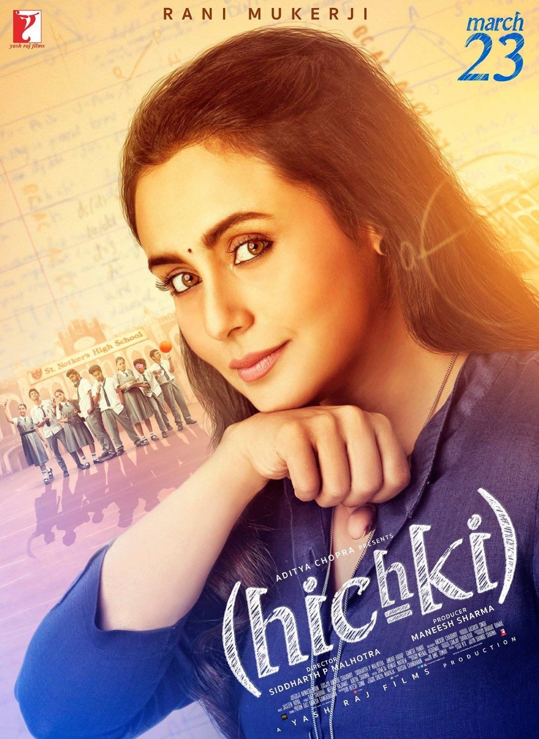 Image result for Hichki (2018)