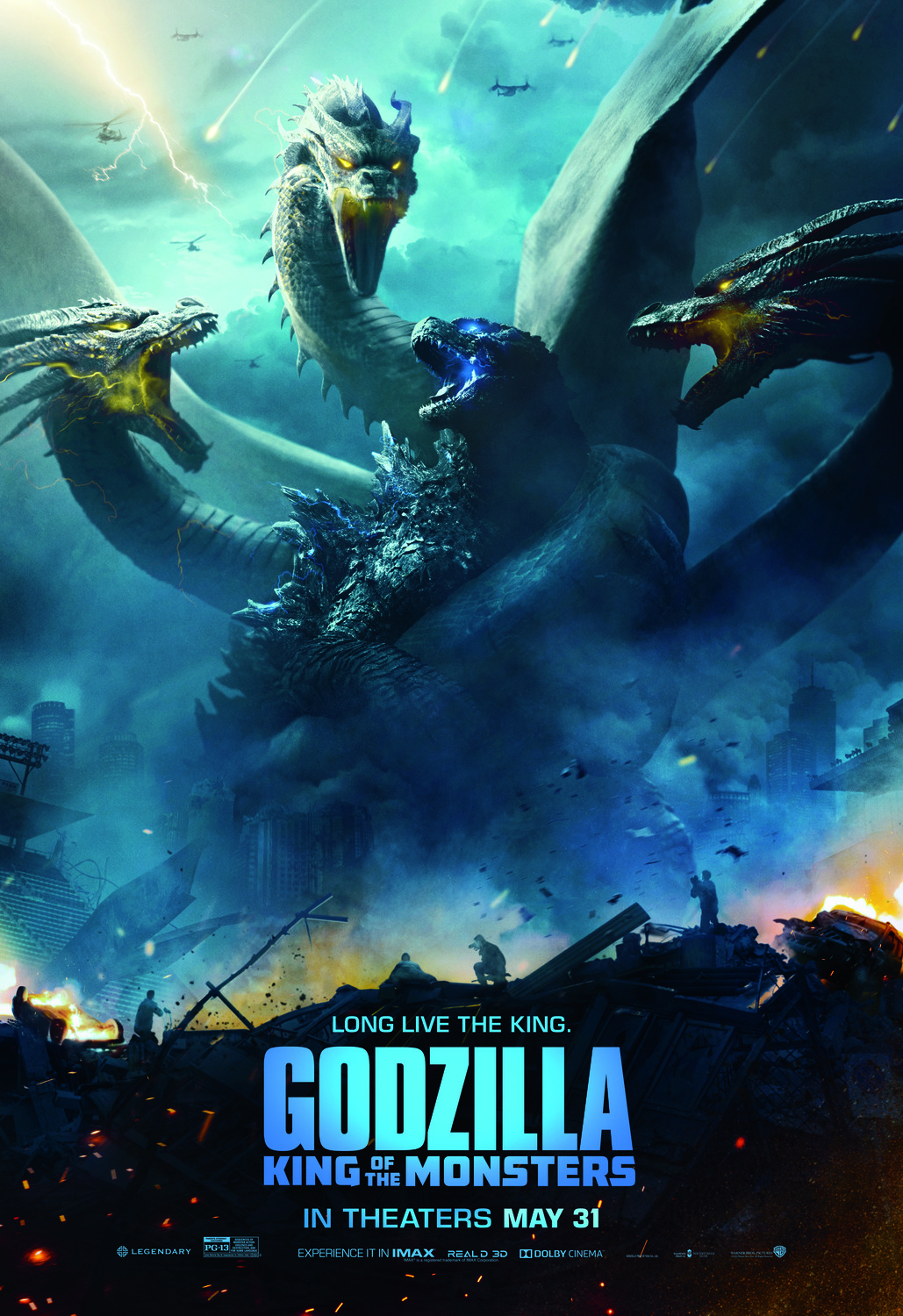 Image result for godzilla 2019