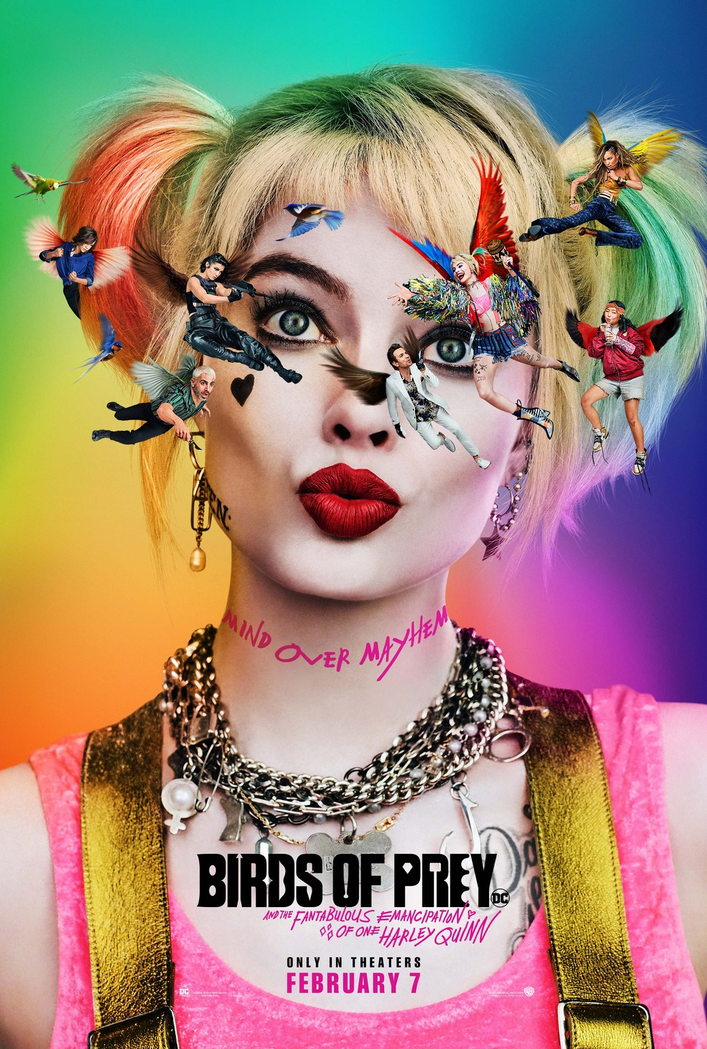 Birds Of Prey 2020 Whats After The Credits The Definitive After Credits Film Catalog Service