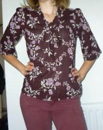 Simple Sew Lottie Blouse