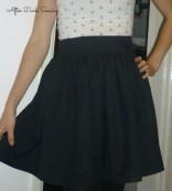 Tilly & The Buttons (Love at First Stitch) Clemence Skirt