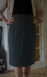 Simple Sew Lottie Skirt