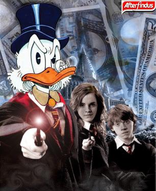 Harry Scrooge
