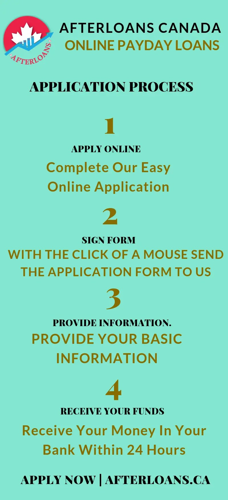 Online Pay day Loans Infographics