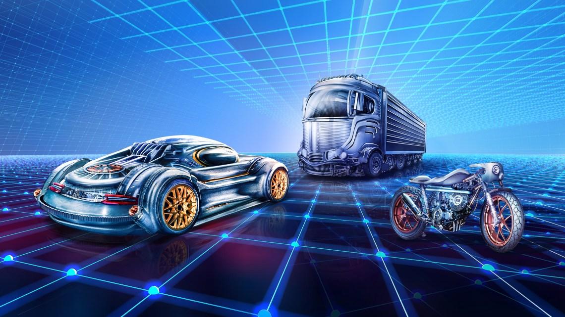 Automechanika 2020 Keyvisual