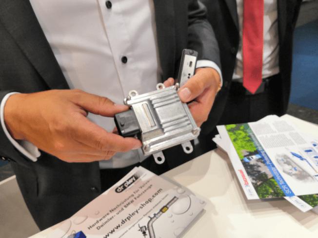 Steuergerät für die Euro 5 Diesel Nachrüstung Dr. Pley