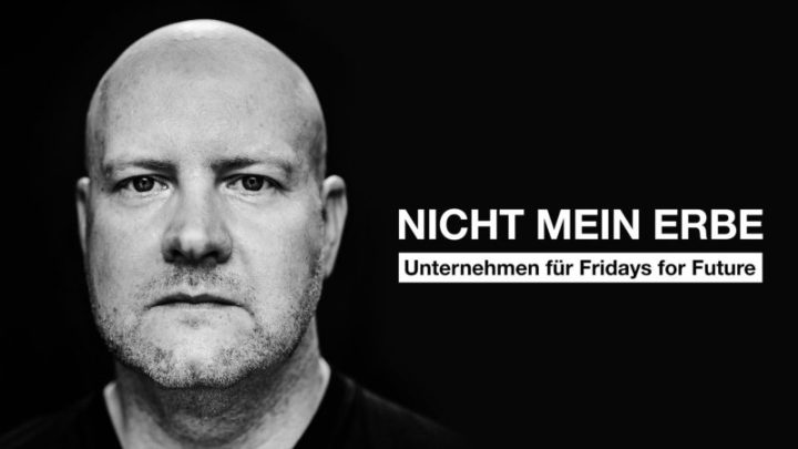 """Kampagne """"Nicht mein Erbe"""""""