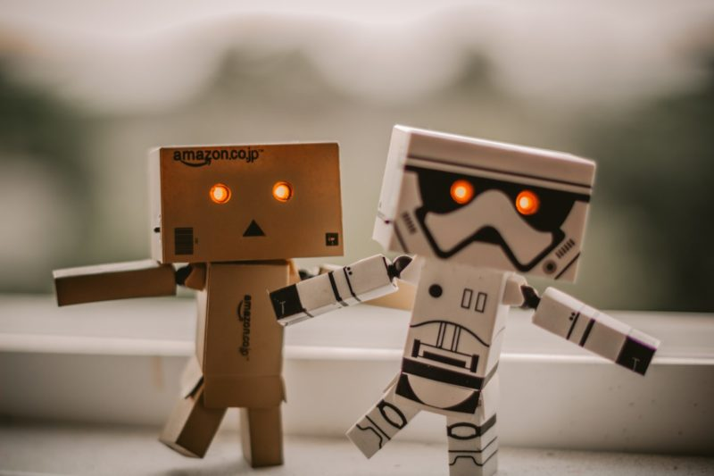 Der Roboter hilft gegen den Fachkräftemangel
