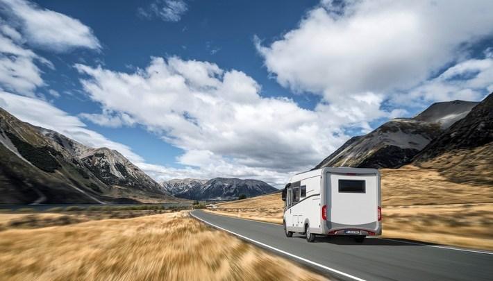 Wohnmobile: Zulassungshoch im ersten Halbjahr 2020
