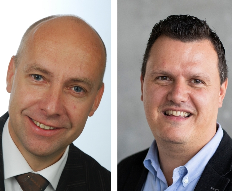 Andreas Deiß und Krunoslav Bagaric, NICATS