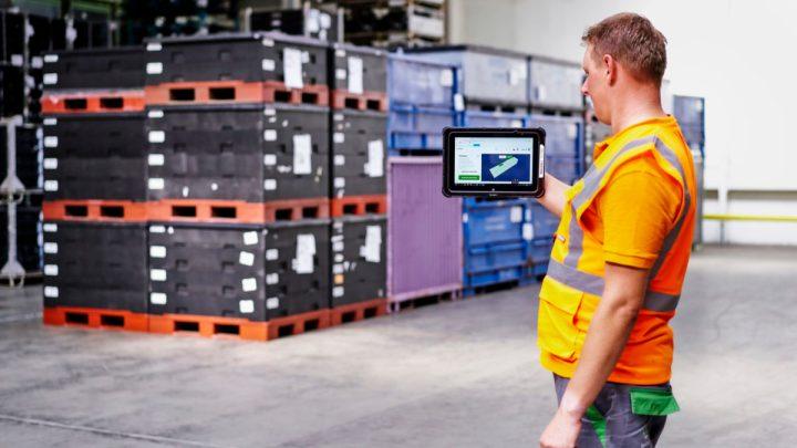 SKODA AUTO Logistik optimiert Raumnutzung von Containern