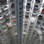 Autos in der Flotte