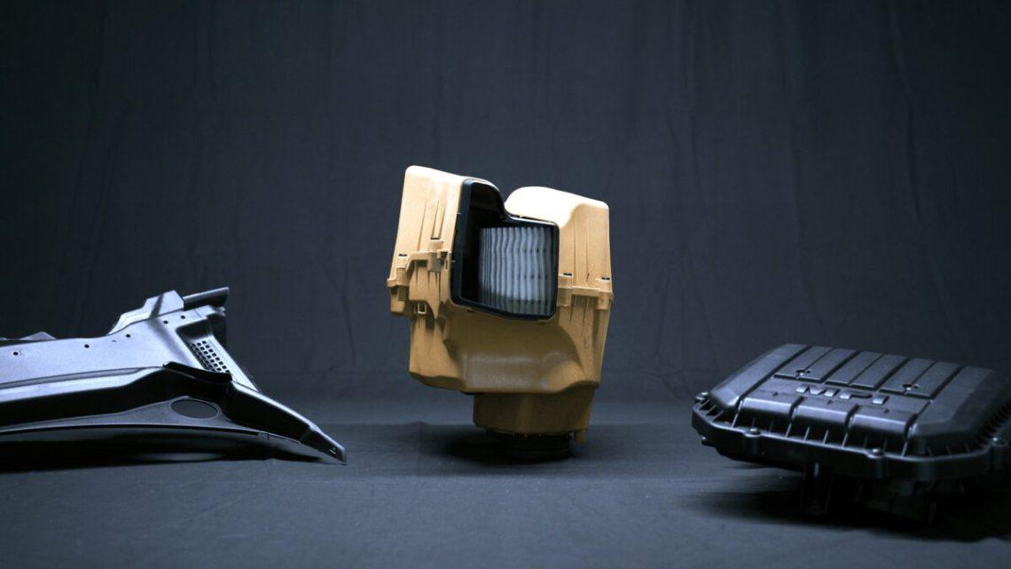 Biokunststoff von Röchling Automotive